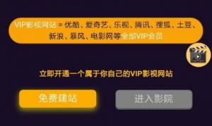 VIP影视站网赚项目