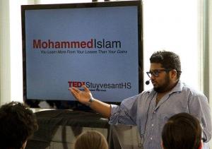 Mohammed Islam授课